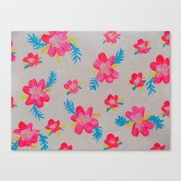 Pink Sophie Canvas Print