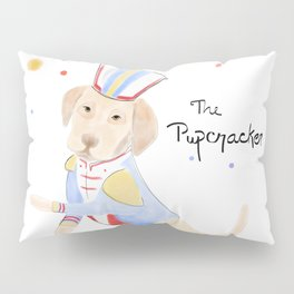 The Pupcracker Pillow Sham