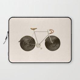 Licorice Bike Laptop Sleeve
