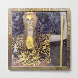 Pallas Athena Metal Print