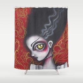 Waiting for Frankenstein Shower Curtain