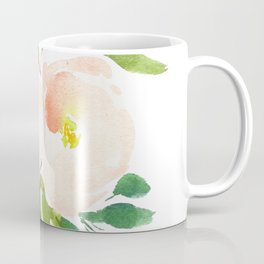 Watercolor Florals - Pink Roses - Blush Flowers by Dear Lily Mae Coffee Mug