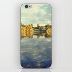 Sunset on Reflecting Water iPhone & iPod Skin