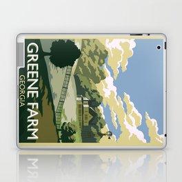 Greene Farm, GA / The Walking Dead Laptop & iPad Skin