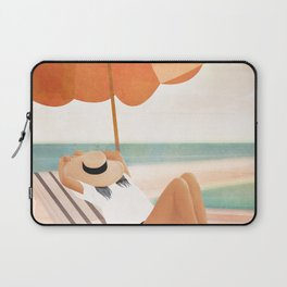 Sun and Sand Laptop Sleeve