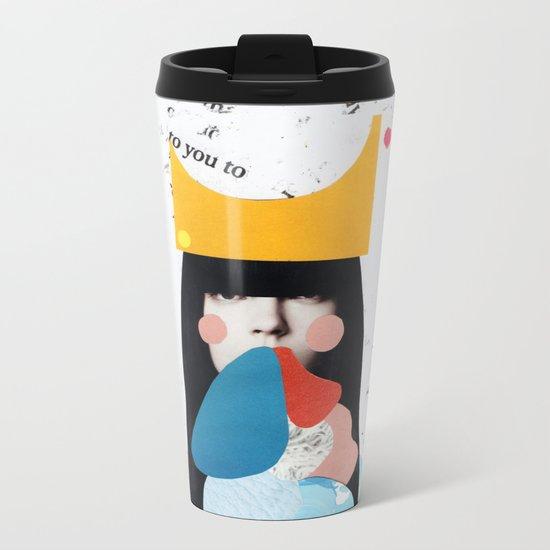 sabine Metal Travel Mug