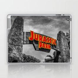Jurassic Park Laptop & iPad Skin
