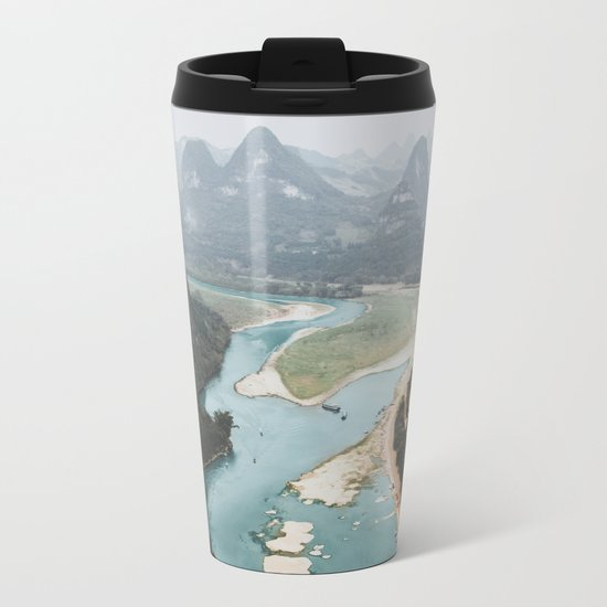 Xingping, China IV Metal Travel Mug