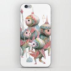 The Crowd 2 iPhone & iPod Skin
