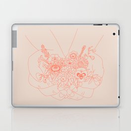 Wildflower Laptop & iPad Skin