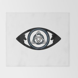 Wisdom Pack Throw Blanket