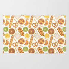 The Delicious Breads Rug