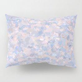 Light pink and blue popcorn 4647 Pillow Sham