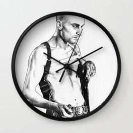 Taxi driver Robert de niro Wall Clock
