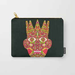 The Psychedelic Daemon I Carry-All Pouch
