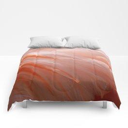 Flamingo #9 Comforters