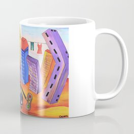 Don't Forget the Wash Coffee Mug