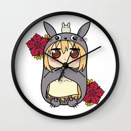My Neighbor Umaru-chan! Wall Clock