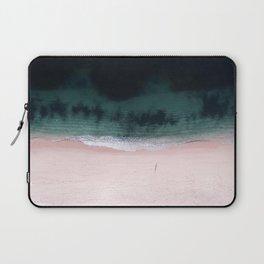 The purple umbrella Laptop Sleeve