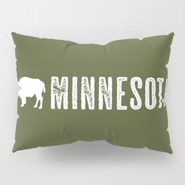 Bison: Minnesota Pillow Sham