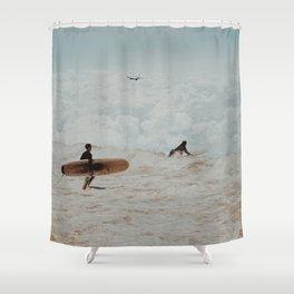 Surfers Paradise Shower Curtain