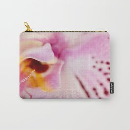 Orchid Kiss Carry-All Pouch