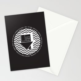 NBHD Wiped Out! Stationery Cards