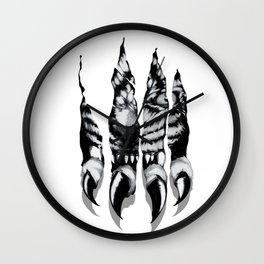 Embrace What Lives Within... Wall Clock