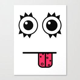 buhhh! Canvas Print