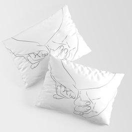 Pinky Promise VIII Pillow Sham