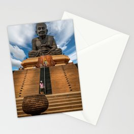 Huay Mongkol Temple Stationery Cards