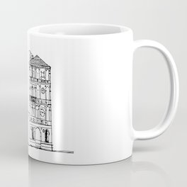Buildings of Venice, Grand Canal Coffee Mug