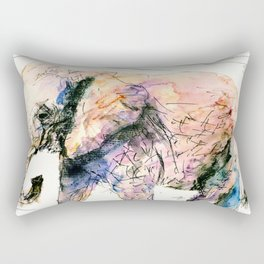 elephant queen - the whole truth Rectangular Pillow