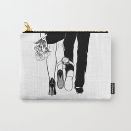 Till the love runs out Carry-All Pouch