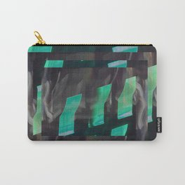 Square Spiral Carry-All Pouch