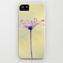 Dead Sentinel iPhone Case