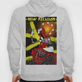 new religion Hoody