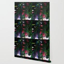 Pink Trumpet Flowers Wallpaper