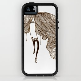 Big Hair Day iPhone Case