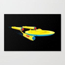 Enter-Price Canvas Print