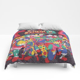 Street Fighter Clown Edition Comforters