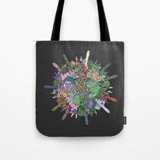 Gas Ball Tote Bag