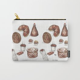 Chocolate Pastries Carry-All Pouch