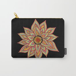 Incandescent Flower  Carry-All Pouch