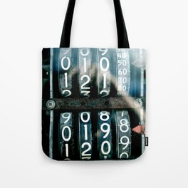 Magic numbers Tote Bag