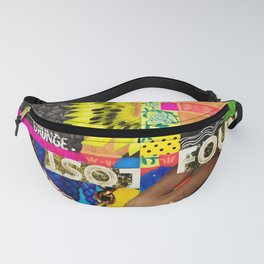 SCATTER-BRAINED Fanny Pack