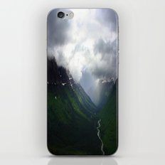 Mystic Mountains iPhone & iPod Skin