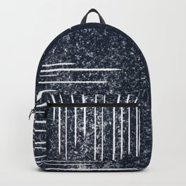 glacier print Backpack