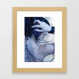Audio Framed Art Print