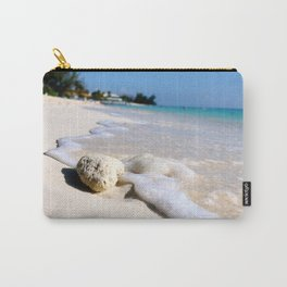 Sandy Shoreline Carry-All Pouch
